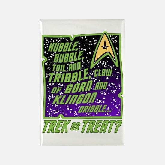 Halloween Star Trek Design Magnets