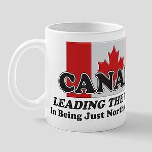Oh, Canada... Mug
