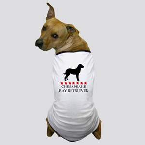 Chesapeake Bay Retriever (red Dog T-Shirt