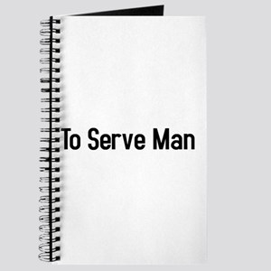 To Serve Man Journal