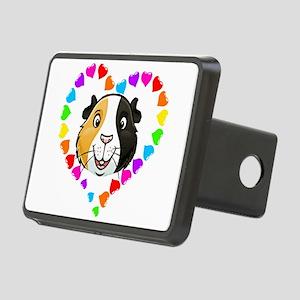 Guinea Pig Heart Frame Hitch Cover
