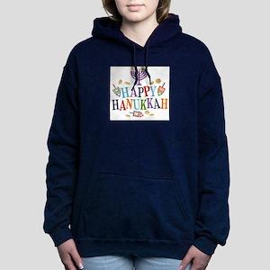 Hanukkah Women's Hooded Sweatshirt