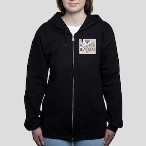 Hanukkah Women's Zip Hoodie