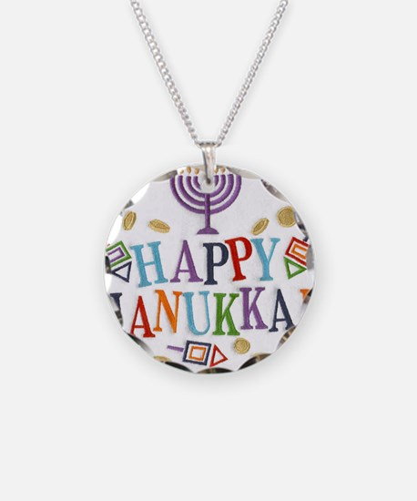 Hanukkah Necklace