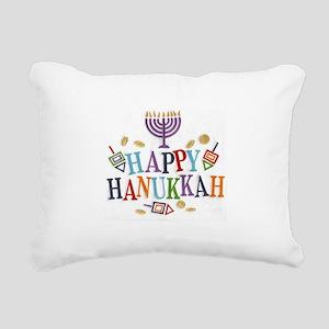 Hanukkah Rectangular Canvas Pillow