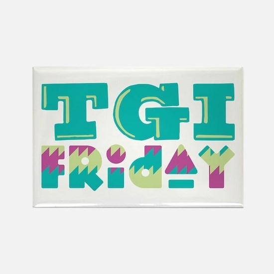 TGI Friday Magnets