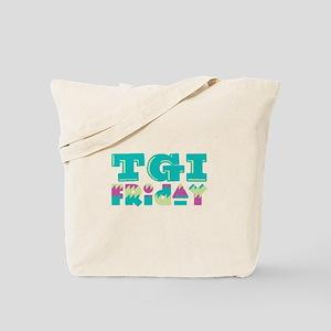 TGI Friday Tote Bag
