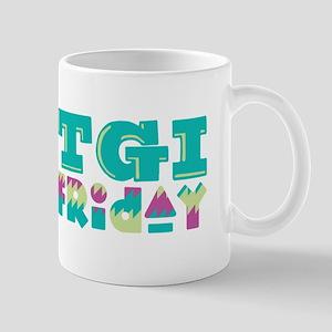TGI Friday Mugs