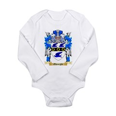 Gheorghe Long Sleeve Infant Bodysuit