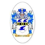 Gheorgescu Sticker (Oval)