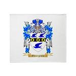 Gheorgescu Throw Blanket