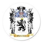 Ghelerdini Round Car Magnet