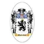 Ghelerdini Sticker (Oval)