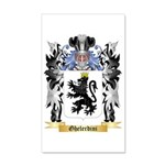 Ghelerdini 35x21 Wall Decal