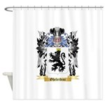 Ghelerdini Shower Curtain