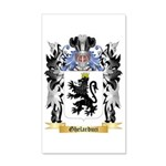 Ghelarduci 35x21 Wall Decal