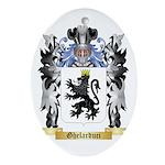 Ghelarduci Ornament (Oval)