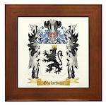 Ghelardoni Framed Tile