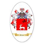Geve Sticker (Oval 50 pk)