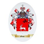 Geve Ornament (Oval)