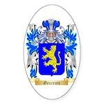 Geurrato Sticker (Oval)