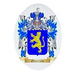 Geurrato Ornament (Oval)