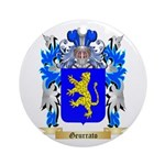 Geurrato Ornament (Round)