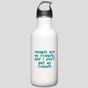 Animals are my friends Stainless Water Bottle 1.0L