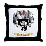 Getting Throw Pillow