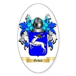 Gethin Sticker (Oval 10 pk)