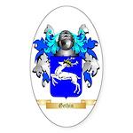 Gethin Sticker (Oval 50 pk)