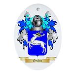 Gethin Ornament (Oval)