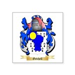 Getchell Square Sticker 3