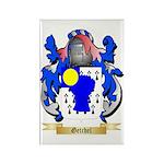 Getchel Rectangle Magnet (100 pack)