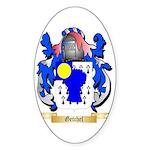 Getchel Sticker (Oval)