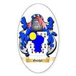Getchel Sticker (Oval 10 pk)