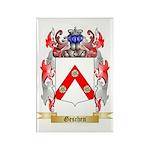 Geschen Rectangle Magnet (100 pack)