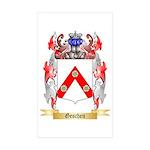 Geschen Sticker (Rectangle 50 pk)