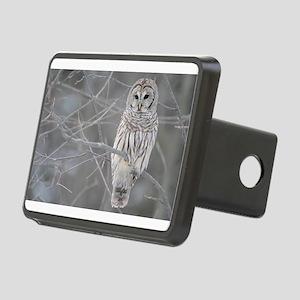 owl Rectangular Hitch Cover