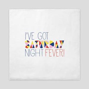Saturday Night Fever Queen Duvet