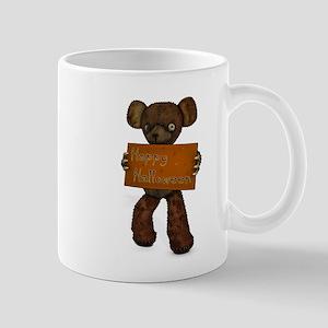 Scary Teddy Mugs