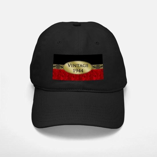 Fancy 1944 Birth Year Baseball Hat