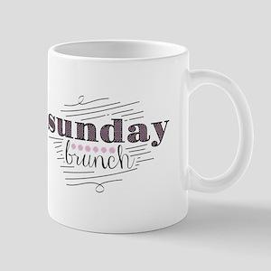 Sunday Brunch Mugs
