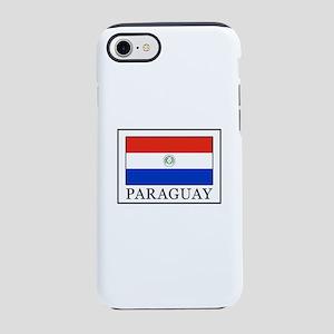 Paraguay iPhone 7 Tough Case