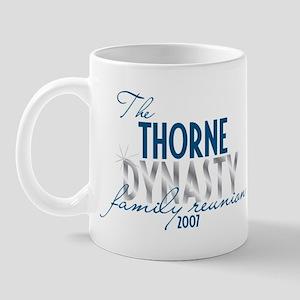THORNE dynasty Mug
