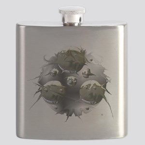 FACES Flask