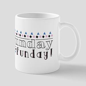 Sunday Is Funday Mugs