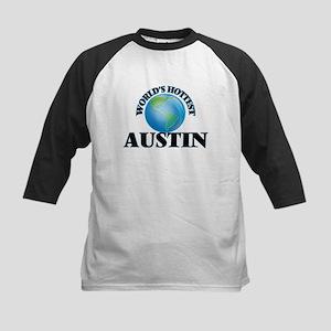 World's Hottest Austin Baseball Jersey