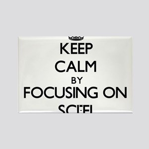 Keep Calm by focusing on Sci-Fi Magnets