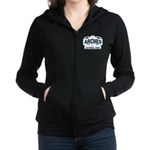 Arches National Park V. Blue Women's Zip Hoodie